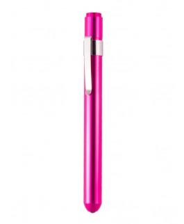 Bolígrafo Luz LED Rosa