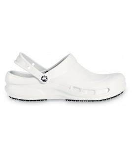 LAST CHANCE: size 37/38 Crocs Bistro White