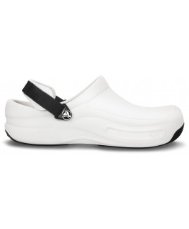 OUTLET: size 43/44 Crocs Bistro Pro White