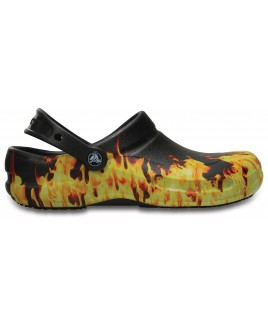 OUTLET SIZE 37/38 Crocs Bistro Flame