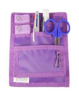 Bolso Organizador de cinturón Violeta con accesorios GRATIS