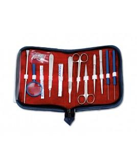 Kit disección anatómica