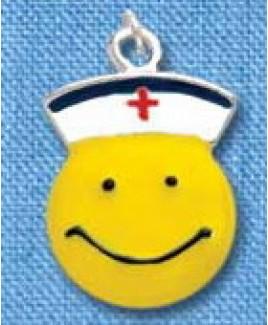 Colgante Enfermera Sonriente