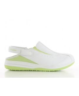 Oxypas Iris Blanco/Verde