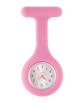 Reloj Enfermera Silicona estándar Pastel Violeta