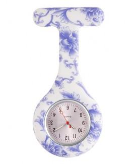 Reloj enfermera Silicona Porcelana