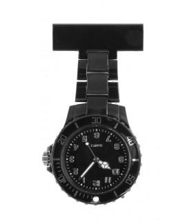 Reloj Neón Negro