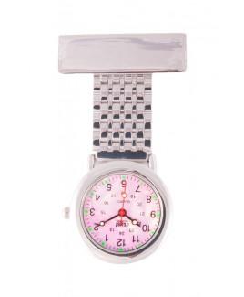 Reloj de Bolsillo Jururawat Rosa