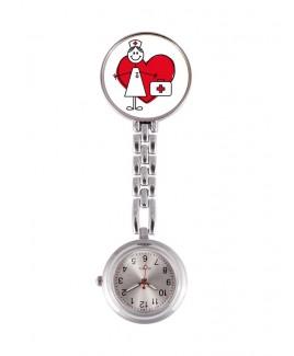 Reloj Enfermera Stick Nurse