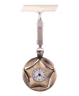 Reloj  Estrella Bronce