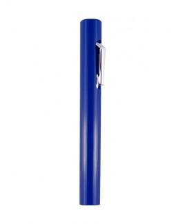 Bolígrafo luz desechable Azul