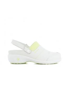 OUTLET size 39 Oxypas Sandy LGN White/Light Green