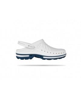Wock Clog 02 Azul / Blanco