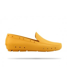 LAST CHANCE: size 40 Wock Mok Yellow